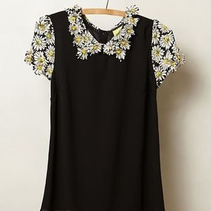 Maeve Fluttered Daisy Top